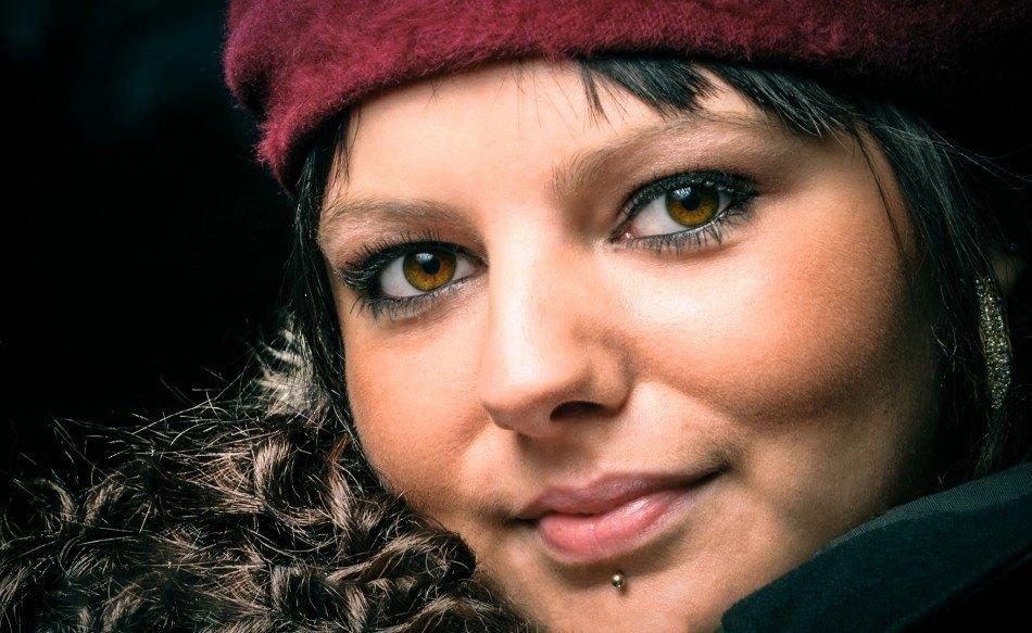Portraet af Kira Camilla Keuer Hansen - Processed