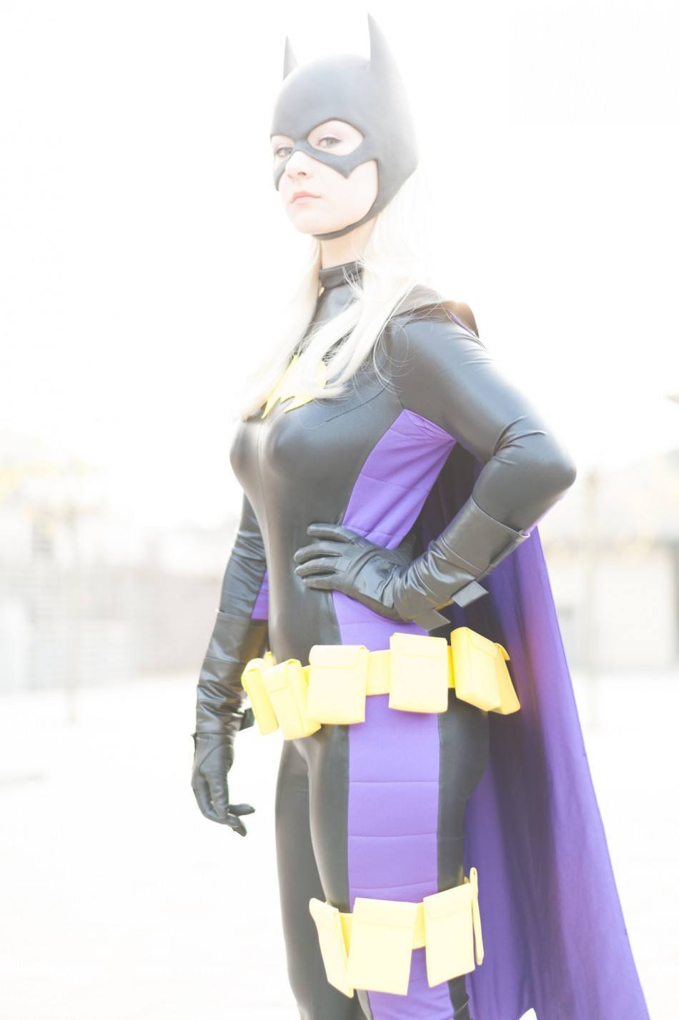 Batgirl cosplay by Sina Voss - Original