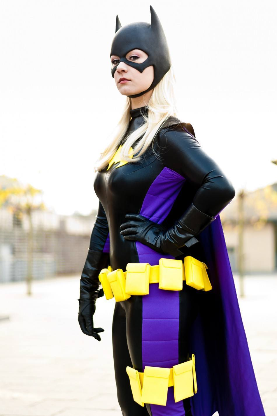 Batgirl cosplay by Sina Voss - Processed