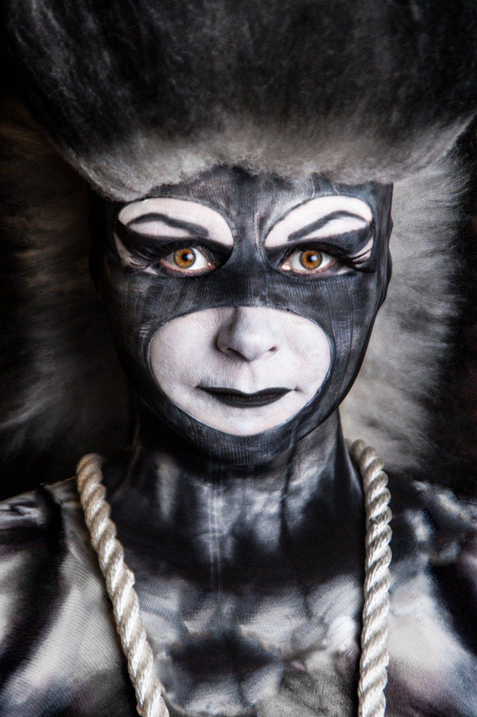 Zebra Costume