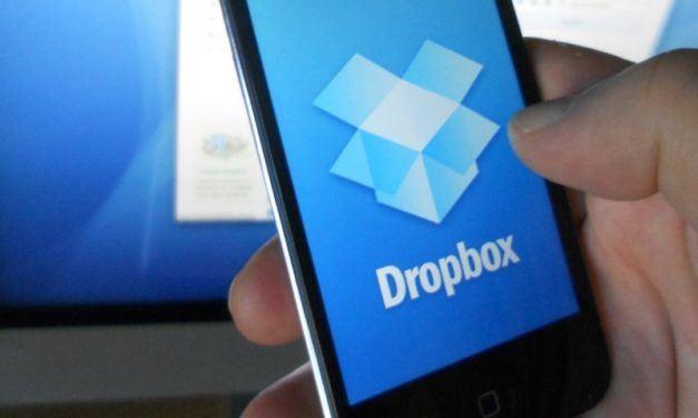 Tag backup af dine billeder til Dropbox, og få ekstra plads