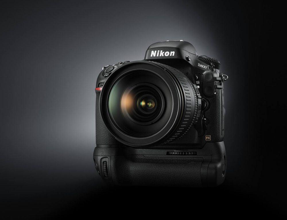 Nikon D800 ligger på første pladsen hos DxOMark